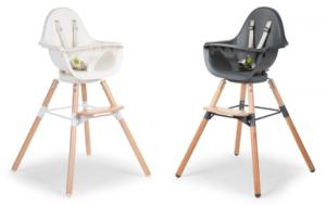 Kinderhochstuhl und Babyhochstuhl Holz Design
